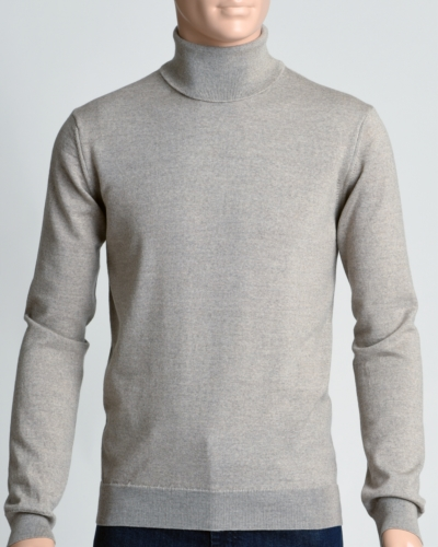 PULL COL ROULE HOMME